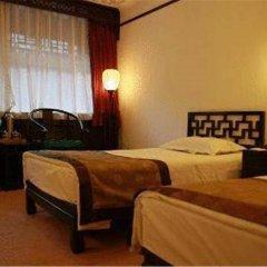 Отель Lu Song Yuan Китай, Пекин - отзывы, цены и фото номеров - забронировать отель Lu Song Yuan онлайн комната для гостей фото 4