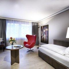 Hotel Dusseldorf City by Tulip Inn 4* Стандартный номер с различными типами кроватей