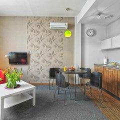 Отель Aparts Bed & Breakfast 3* Апартаменты с различными типами кроватей фото 3