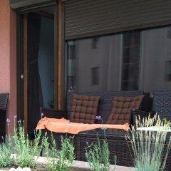 Отель Studio Rose Болгария, Свети Влас - отзывы, цены и фото номеров - забронировать отель Studio Rose онлайн балкон