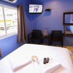 Отель At smile house 2* Улучшенный номер с двуспальной кроватью фото 20