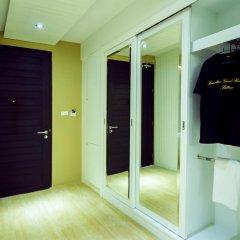 Отель Hamilton Grand Residence 3* Представительский люкс с различными типами кроватей фото 7