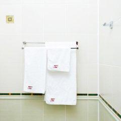Respect Hotel 3* Люкс с различными типами кроватей фото 33