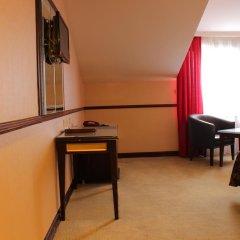 Topkapi Inter Istanbul Hotel 4* Стандартный номер с различными типами кроватей фото 36