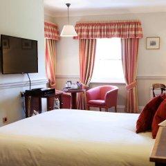 Отель Chilston Park Hotel Великобритания, Мейдстоун - отзывы, цены и фото номеров - забронировать отель Chilston Park Hotel онлайн комната для гостей фото 5