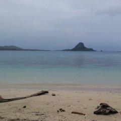 Отель Yasawa Homestays Фиджи, Матаялеву - отзывы, цены и фото номеров - забронировать отель Yasawa Homestays онлайн пляж