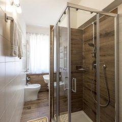 Отель Residence La Roggia Долина Валь-ди-Фасса ванная фото 2