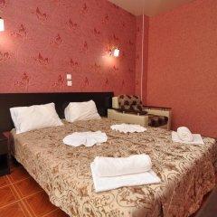 Гостиница Омега комната для гостей фото 3