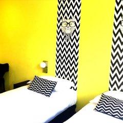 Отель Le Glam's Hôtel 3* Стандартный номер с различными типами кроватей фото 11