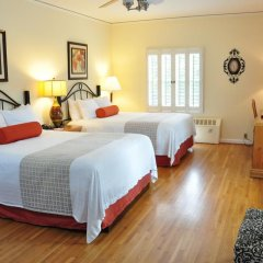 Отель The Eagle Inn 3* Стандартный номер с 2 отдельными кроватями фото 3