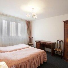 Гостиница Царицыно Улучшенный номер разные типы кроватей фото 6