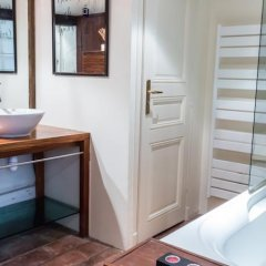 Отель Verneuil Patio Saint Germain Des Pres ванная фото 2