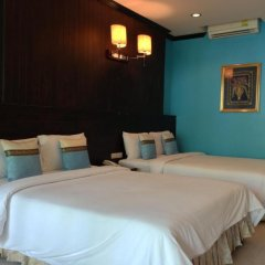 Отель Grand Thai House Resort 3* Стандартный семейный номер с двуспальной кроватью фото 3