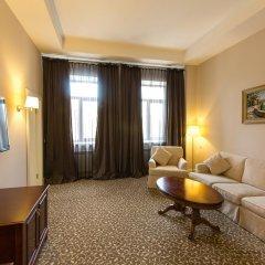Гостиница Новомосковская 5* Люкс с различными типами кроватей фото 10