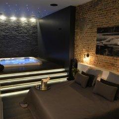 Отель Chambre Avec Jacuzzi Sauna Privatif Улучшенные апартаменты фото 24