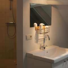 Отель Aalsdijk ванная