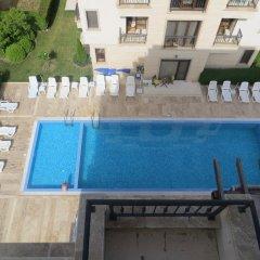 Отель Amara Studios Болгария, Солнечный берег - отзывы, цены и фото номеров - забронировать отель Amara Studios онлайн бассейн