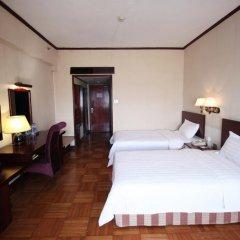 Guangzhou Hotel 3* Стандартный номер с 2 отдельными кроватями фото 6