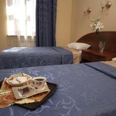 Апартаменты Гостевые комнаты и апартаменты Грифон Номер Делюкс с различными типами кроватей фото 14