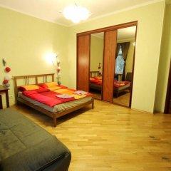 Апартаменты Four Squares Apartments on Tverskaya Апартаменты с двуспальной кроватью фото 6