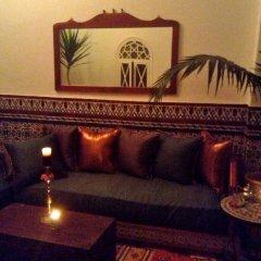 Отель Dar Nakhla Naciria Марокко, Танжер - отзывы, цены и фото номеров - забронировать отель Dar Nakhla Naciria онлайн интерьер отеля фото 3