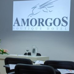 Amorgos Boutique Hotel in Larnaca, Cyprus from 51$, photos, reviews - zenhotels.com fitness facility