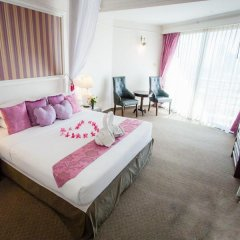 First Pacific Hotel And Convention 5* Номер Делюкс фото 12
