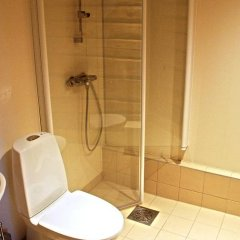 Отель Regnbuegården ванная фото 2