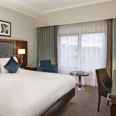 Отель DoubleTree by Hilton London Victoria 4* Стандартный номер с различными типами кроватей фото 5
