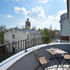 Апартаменты RJ Apartments Grunwaldzka Сопот балкон