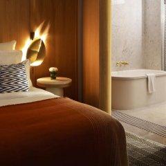 Отель Hôtel Vernet 5* Улучшенный номер с различными типами кроватей фото 4