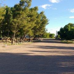 Отель Dormis El Alto Сан-Рафаэль парковка