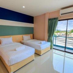 Отель JJ Residence Phuket Town 3* Номер Делюкс с различными типами кроватей фото 6