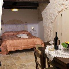Отель Trulli di Nonno Carlo Альберобелло комната для гостей фото 4