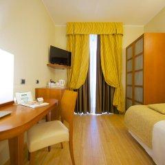 Отель Mercure Torino Crystal Palace 4* Стандартный номер с двуспальной кроватью фото 7