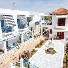 Отель Saronis Hotel Греция, Агистри - отзывы, цены и фото номеров - забронировать отель Saronis Hotel онлайн фото 8