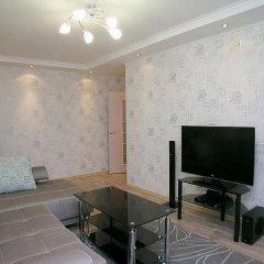 Апартаменты Posutochno Apartment at Paveletckaya II комната для гостей фото 5