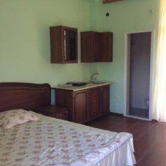 Гостевой Дом Лазурный Семейная студия с разными типами кроватей фото 2