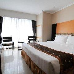 Отель Citin Pratunam Bangkok By Compass Hospitality 3* Улучшенная студия фото 2