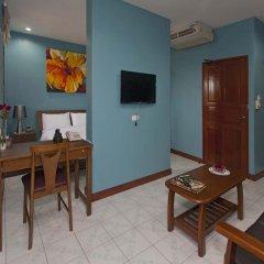 Pattaya Garden Apartments Boutique Hotel 3* Полулюкс с различными типами кроватей фото 3