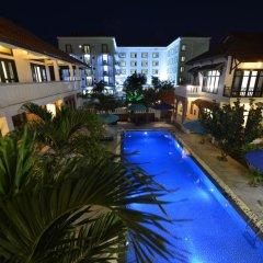 Отель TTC Hotel Premium Hoi An Вьетнам, Хойан - отзывы, цены и фото номеров - забронировать отель TTC Hotel Premium Hoi An онлайн бассейн