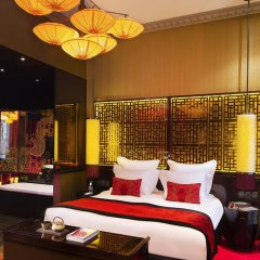 Buddha-Bar Hotel Paris 5* Улучшенный номер с различными типами кроватей фото 3