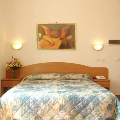 Tirreno Hotel 3* Стандартный номер с двуспальной кроватью фото 7