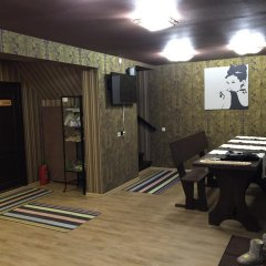 Гостиница Banny Dom фитнесс-зал