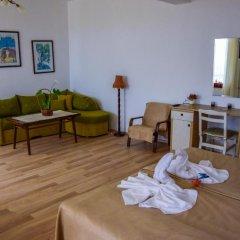 Отель Guest Rooms Yordanovi Стандартный номер фото 2