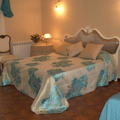 Отель Il Glicine di Carmen Фонди комната для гостей фото 2