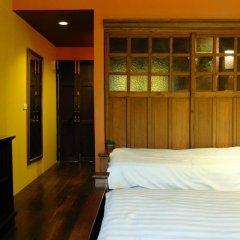 Отель Old Capital Bike Inn 3* Стандартный номер с различными типами кроватей фото 3