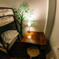 Гостиница Кубахостел Кровать в общем номере с двухъярусной кроватью фото 8
