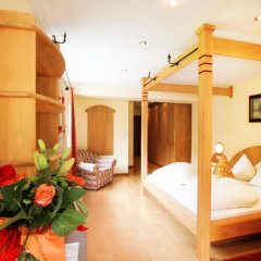 Отель Sunny Австрия, Хохгургль - отзывы, цены и фото номеров - забронировать отель Sunny онлайн комната для гостей фото 2