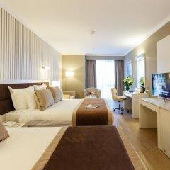 Отель Byotell Istanbul 5* Стандартный номер с различными типами кроватей фото 4
